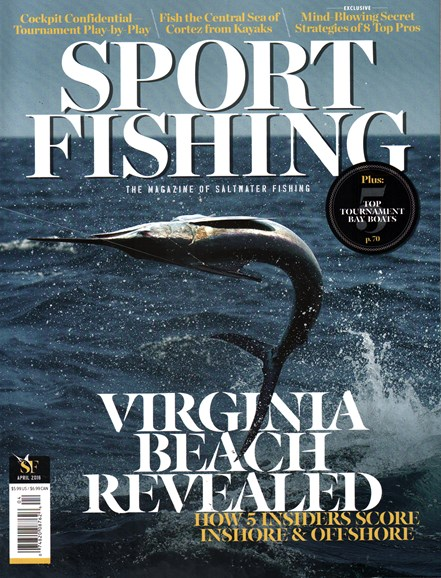 Sport Fishing Cover - 4/1/2016