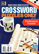 Herald Tribune Crossword Puzzles Magazine 7/1/2016