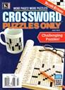 Herald Tribune Crossword Puzzles Magazine | 7/2016 Cover