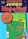 Jumbo Ring a Word Magazine | 7/2016 Cover