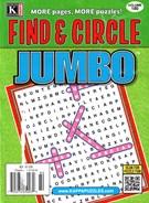 Find and Circle Jumbo Magazine 6/1/2016