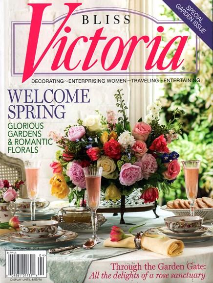 Victoria Cover - 3/1/2016