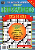 The National Observer Book of Crosswords Magazine 5/1/2016