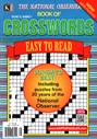 The National Observer Book of Crosswords Magazine | 5/2016 Cover