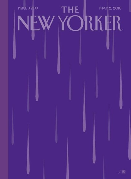The New Yorker Cover - 5/2/2016