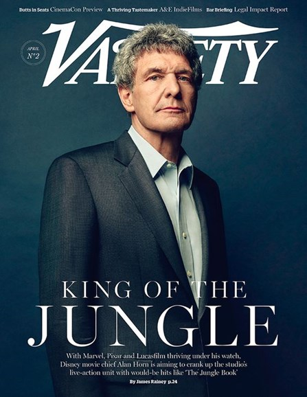 Variety Cover - 4/12/2016