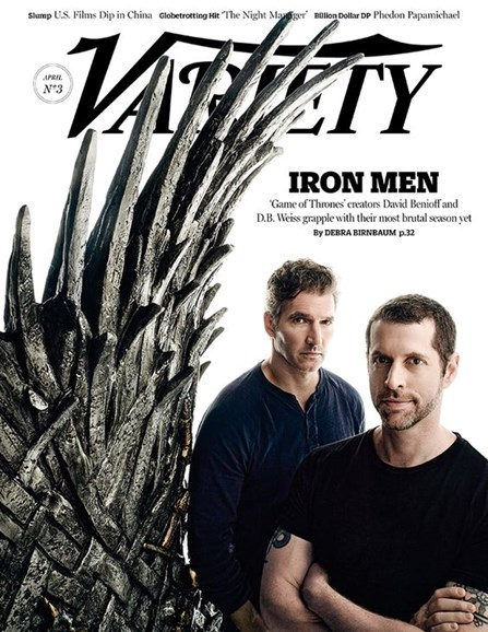 Variety Cover - 4/18/2016