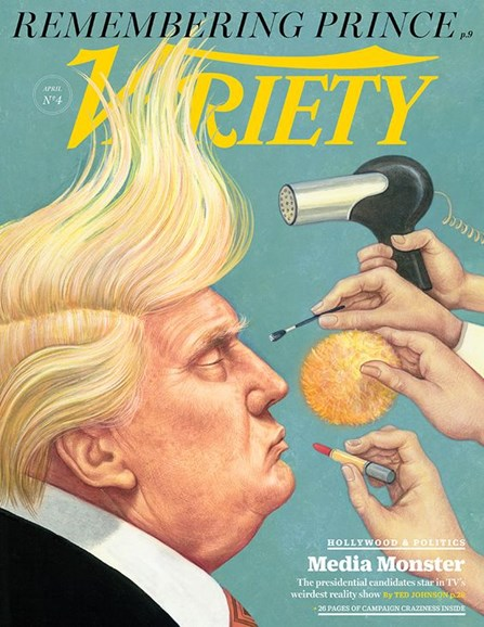 Variety Cover - 4/26/2016