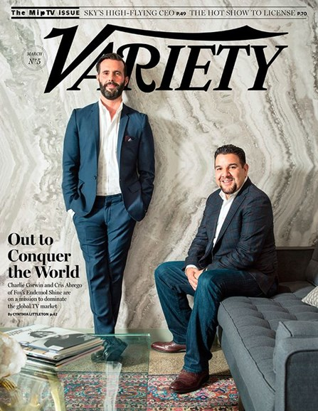 Variety Cover - 3/29/2016