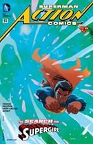 Superman Action Comics 6/1/2016