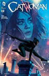 Catwoman Comic | 6/1/2016 Cover