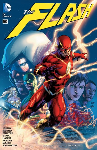 The Flash Cover - 6/1/2016