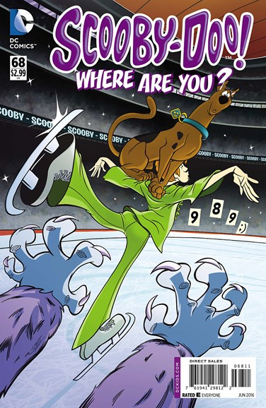 Scooby Doo, Where Are You? Cover - 6/1/2016