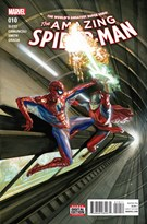Superior Spider Man Comic 6/1/2016