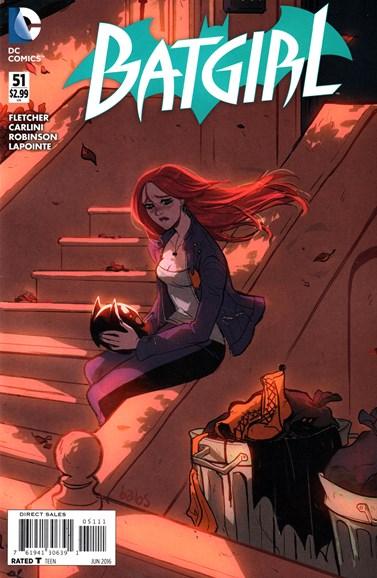 Batgirl Cover - 6/1/2016