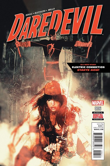 Daredevil Cover - 6/1/2016