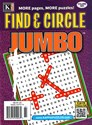 Find and Circle Jumbo Magazine | 7/2016 Cover