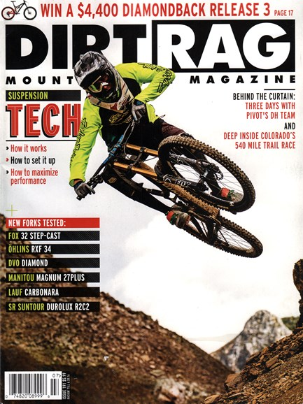 Dirt Rag Cover - 5/15/2016