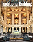 Traditional Building Magazine 4/1/2016