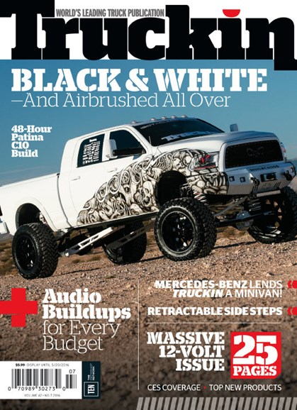 Truckin' Cover - 5/19/2016