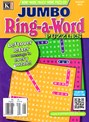 Jumbo Ring a Word Magazine | 8/2016 Cover