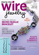 Step By Step Wire Jewelry Magazine 4/1/2016