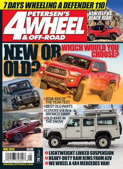 4 Wheel & Off-Road Cover - 5/1/2016