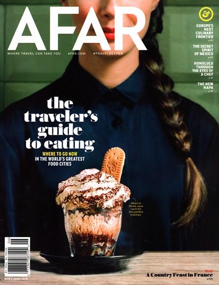 AFAR Cover - 5/1/2016