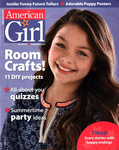 American Girl Cover - 5/1/2016