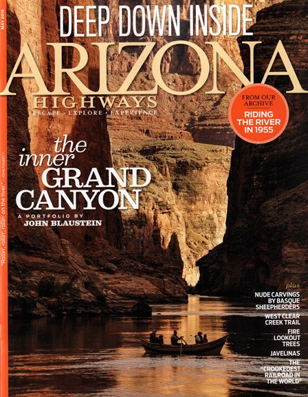 Arizona Highways Cover - 5/1/2016