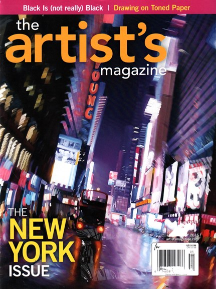 Artists Cover - 5/1/2016