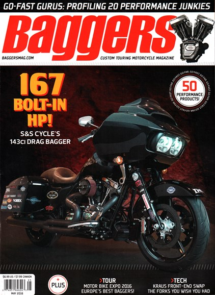 Baggers Cover - 5/1/2016