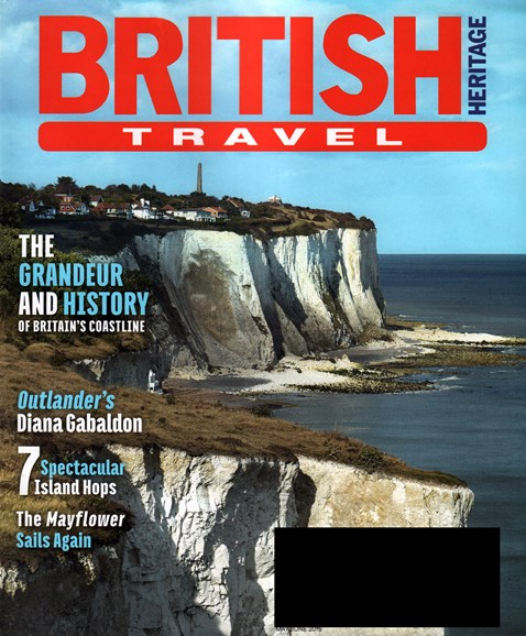 British Heritage Travel Cover - 5/1/2016