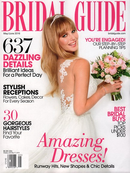 Bridal Guide Cover - 5/1/2016