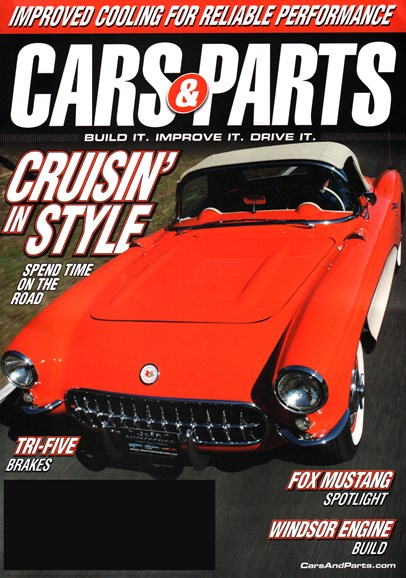 Cars & parts Cover - 5/1/2016
