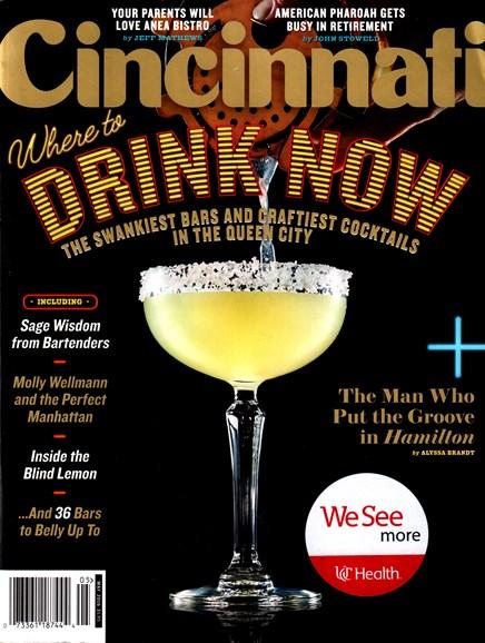 Cincinnati Cover - 5/1/2016