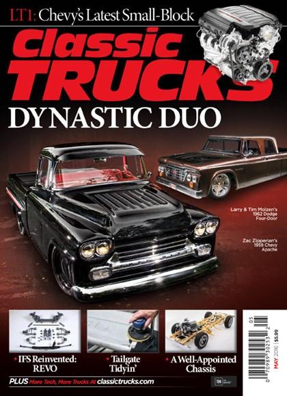 Classic Trucks Cover - 5/1/2016