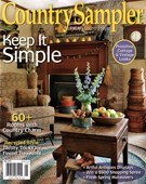 Country Sampler Magazine 5/1/2016