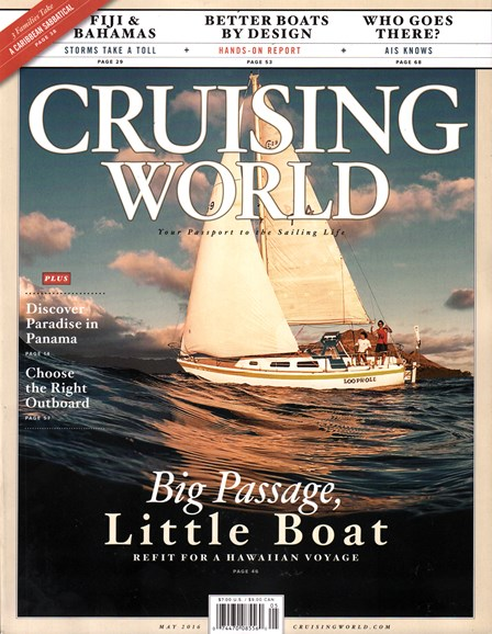 Cruising World Cover - 5/1/2016