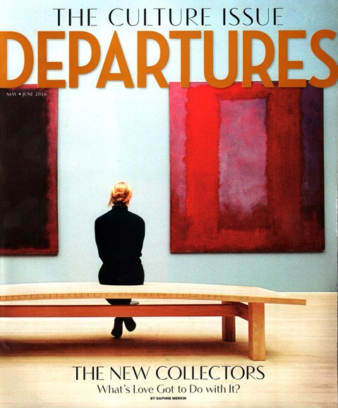 Departures Cover - 5/1/2016