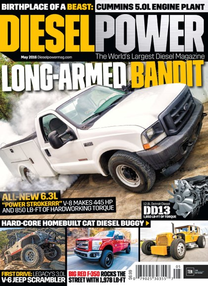 Diesel Power Cover - 5/1/2016