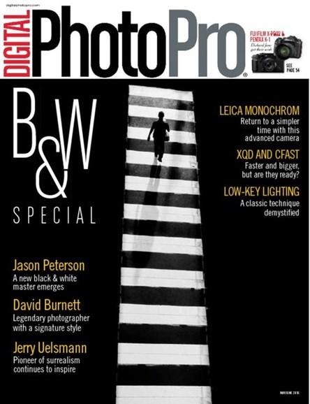 Digital Photo Pro Cover - 5/1/2016