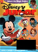 Disney Junior Magazine 5/1/2016