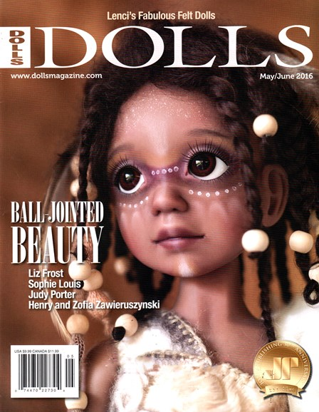 Dolls Cover - 5/1/2016