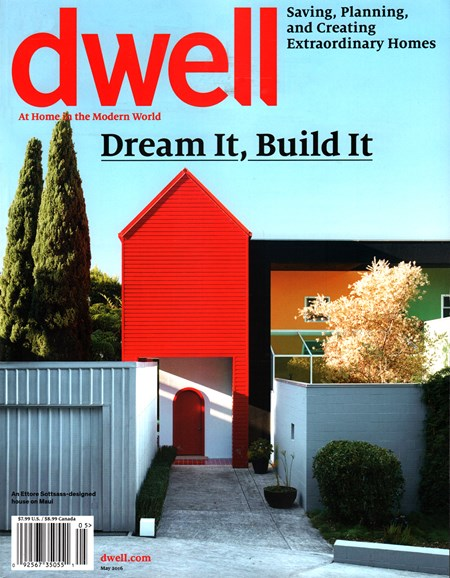 Dwell Cover - 5/1/2016