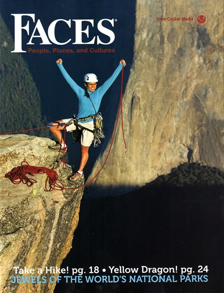 Faces Cover - 5/1/2016