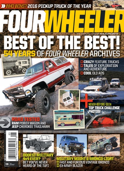 Four Wheeler Cover - 5/1/2016