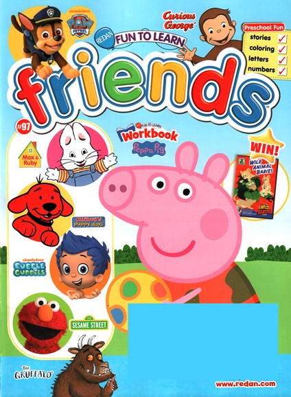 Preschool Friends Cover - 5/1/2016