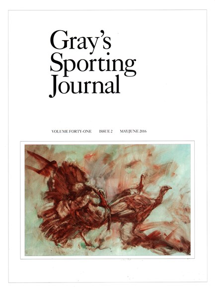 Gray's Sporting Journal Cover - 5/1/2016