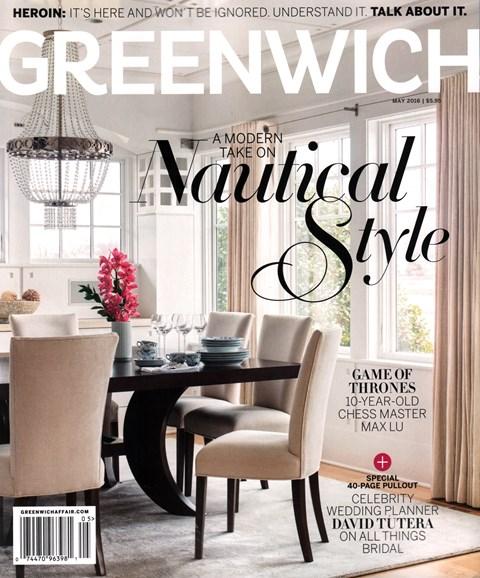 Greenwich Cover - 5/1/2016